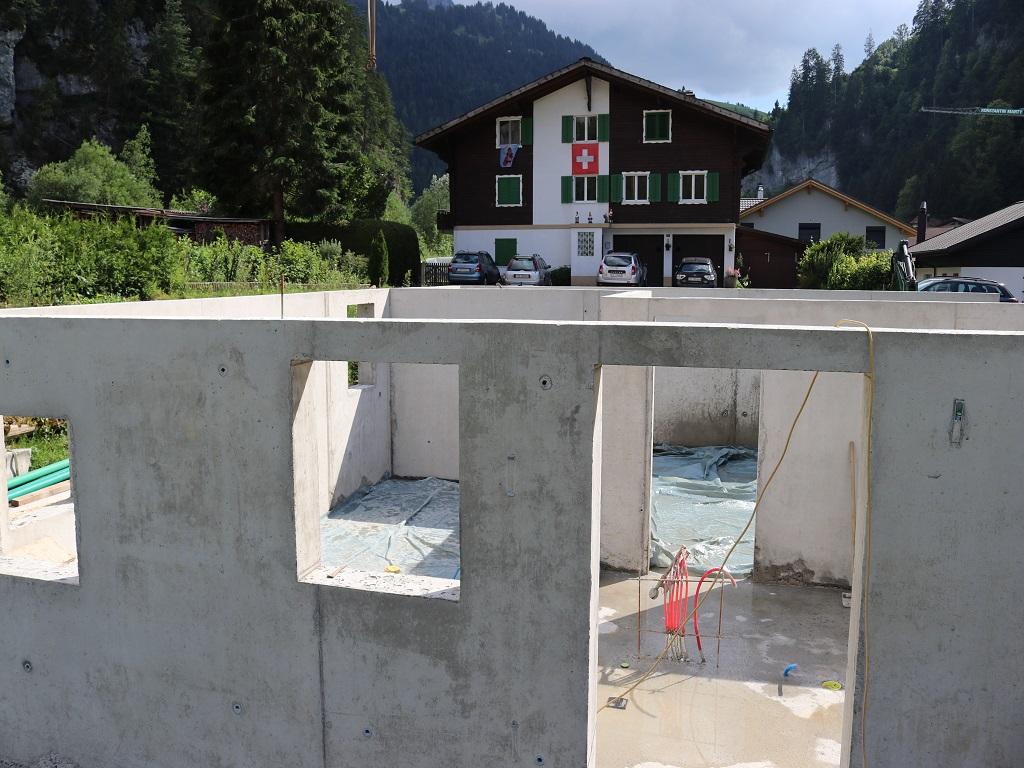 Neubau Brütsch und Gisler, Unteriberg (10)