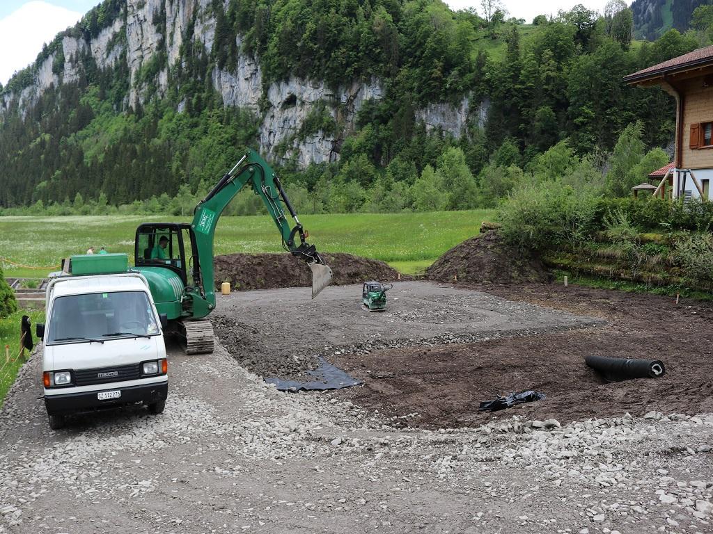 Neubau Brütsch und Gisler, Unteriberg (2)