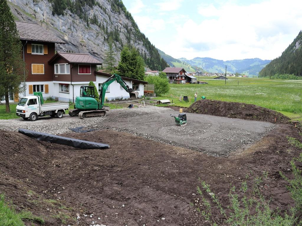 Neubau Brütsch und Gisler, Unteriberg (3)