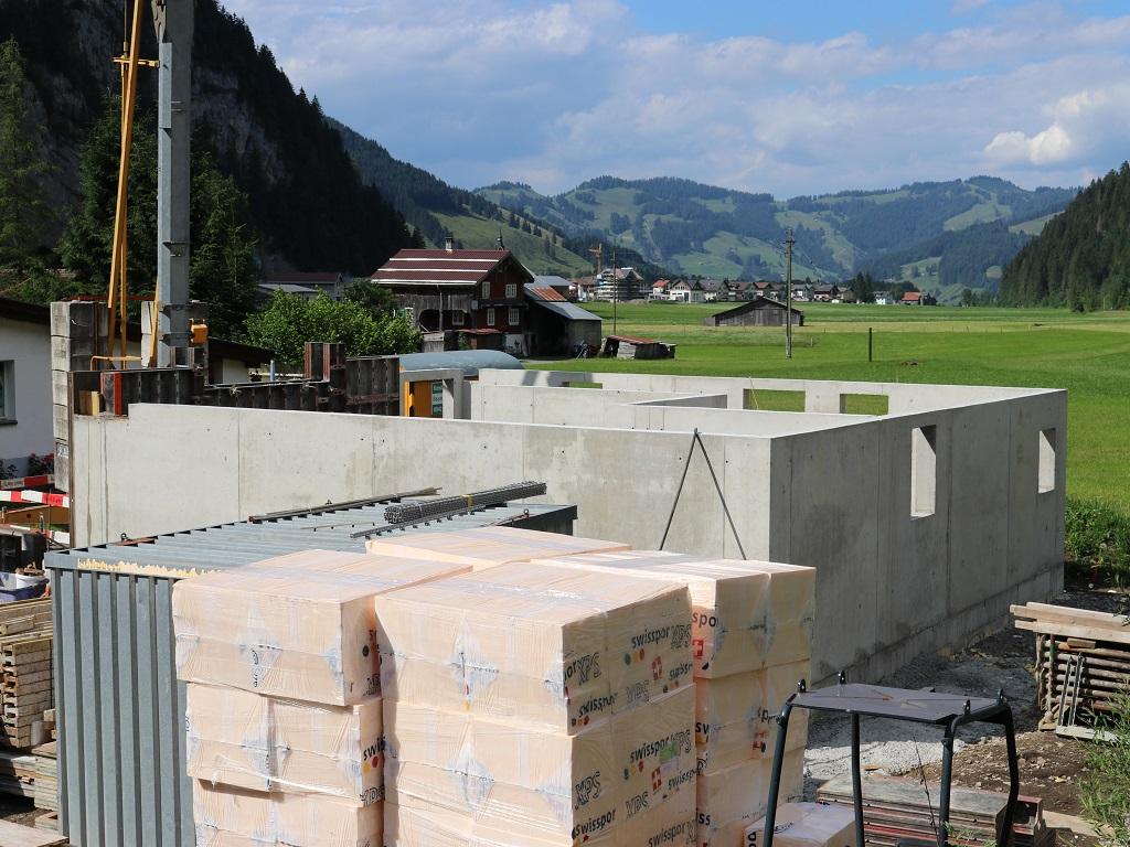 Neubau Brütsch und Gisler, Unteriberg (8)