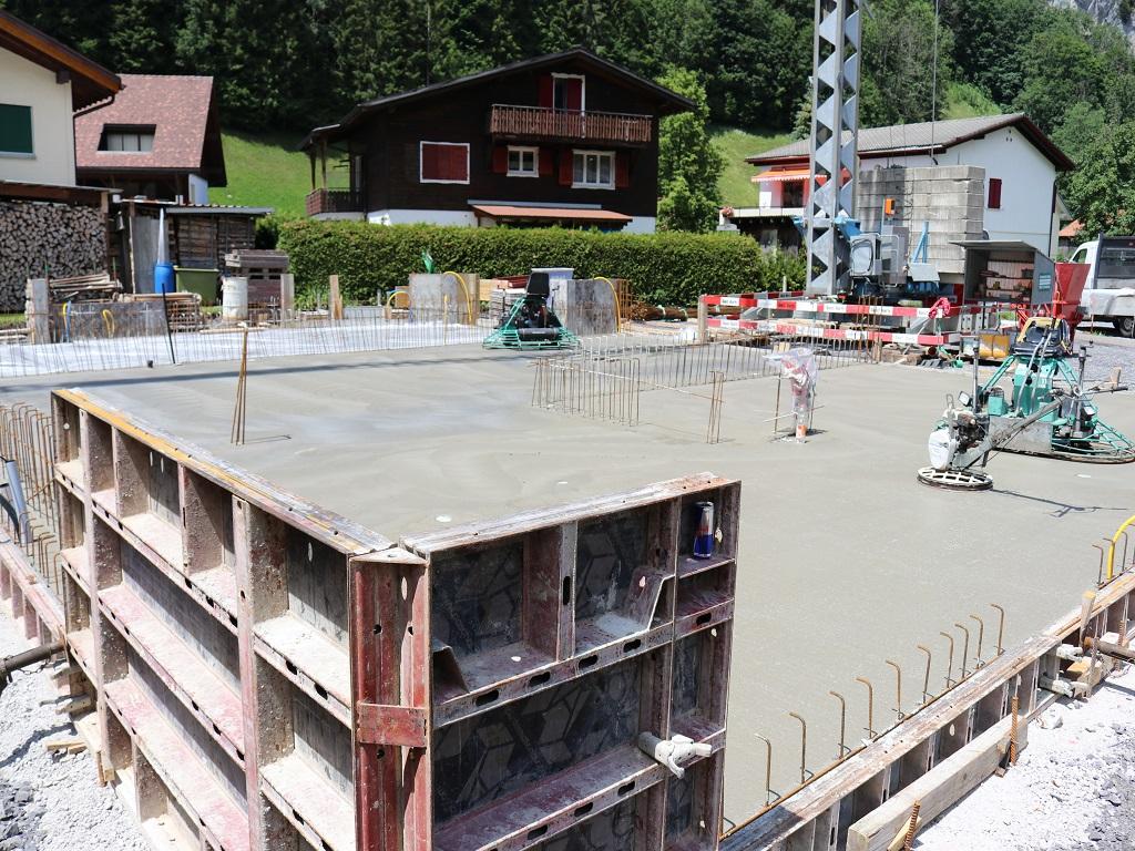 Neubau EFH Föx, am Waagbach, Unteriberg (3)