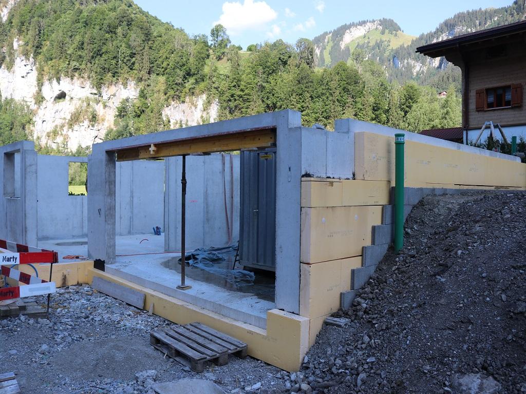 Neubau Brütsch und Gisler, Unteriberg (13)