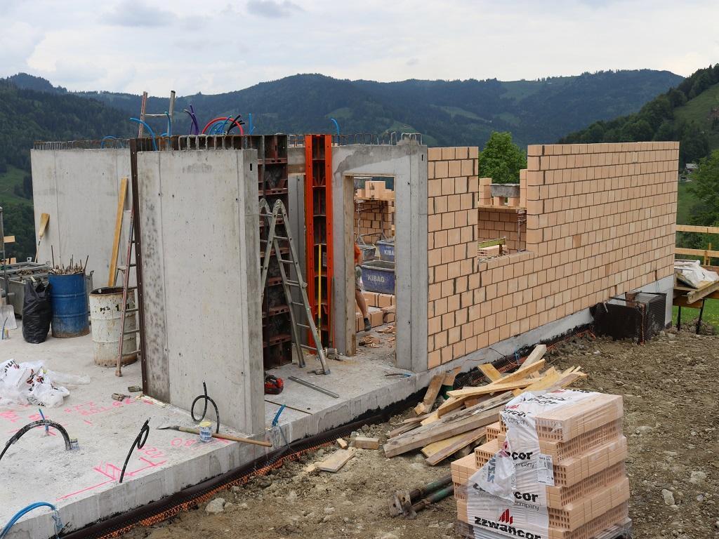 Neubau Betriebsleiter-Wohnhaus, Vorderthal (16)