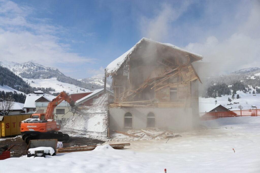 Ersatzbau Altes Schulhaus, 8843 Oberiberg (11)