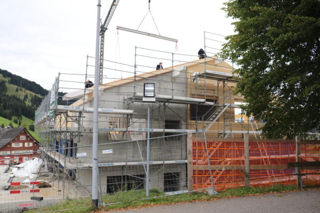 Ersatzbau Altes Schulhaus, 8843 Oberiberg (61)